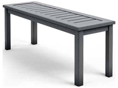 Homecrest Dockside Aluminum 50''W x 16''D Bench HC311950