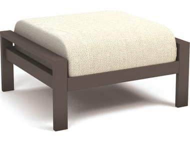Homecrest Elements Cushion Aluminum Ottoman HC5112A