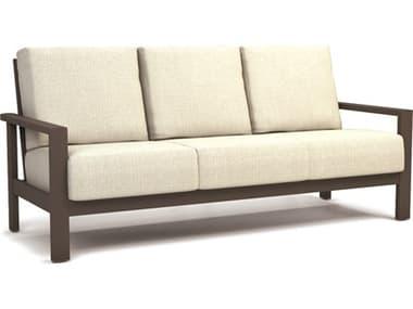 Homecrest Elements Cushion Aluminum Sofa HC5143A
