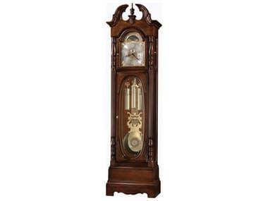 Howard Miller Robinson Cherry Bordeaux Floor Clock HOW611042