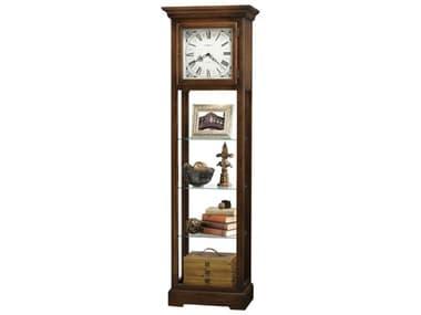 Howard Miller Le Rose Hampton Cherry Floor Clock HOW611148