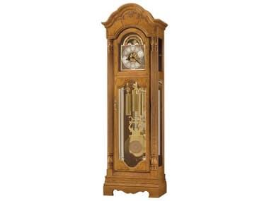 Howard Miller Kinsley Golden Oak Floor Clock HOW611196