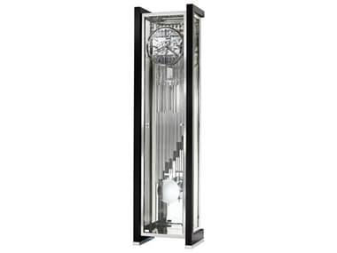Howard Miller Park Avenue Limited Edition Gloss Black Floor Clock HOW611230