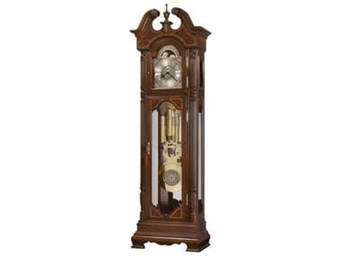 Howard Miller Polk Cherry Bordeaux Floor Clock HOW611246
