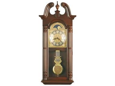 Howard Miller Maxwell Windsor Cherry Wall Clock HOW620226