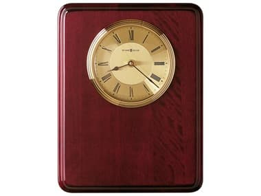 Howard Miller Honor Time I Rosewood Hall Clock Plaque HOW625255