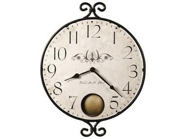 Howard Miller Randall Warm-Gray Wall Clock HOW625350
