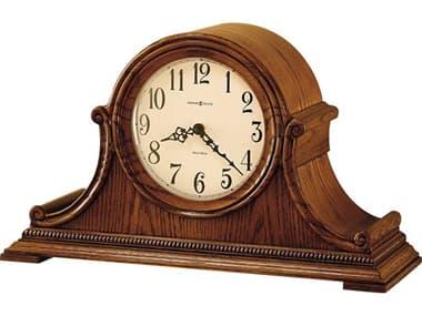 Howard Miller Hillsborough Oak Yorkshire Clock HOW630152