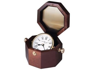Howard Miller Oceana Windsor Cherry Captain's Clock HOW645575