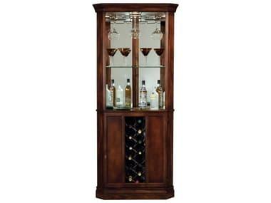 Howard Miller Piedmont Rustic Cherry Wine & Bar Cabinet HOW690000