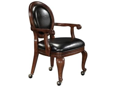 Howard Miller Niagara Rustic Cherry Club Chair HOW697013