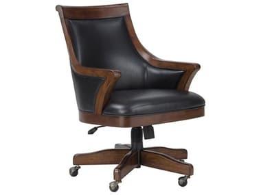 Howard Miller Bonavista Rustic Cherry Club Chair HOW697022
