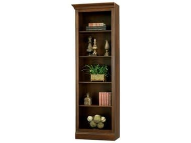 Howard Miller Oxford Saratoga Cherry Left Return Bookcase HOW920002