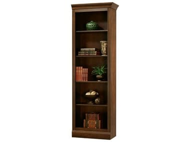 Howard Miller Oxford Saratoga Cherry Right Return Bookcase HOW920004
