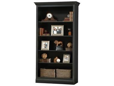 Howard Miller Oxford Antique Black Center Bookcase HOW920012