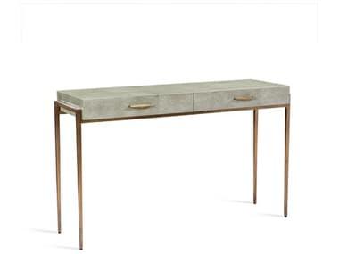 Interlude Home Morand Grey 48'' x 16'' Rectangular Desk / Console IL139020