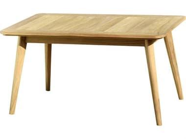 International Home Miami Amazonia Samantha 39'' Wide Wood Rectangular Coffee Table IMSCEVECOFFEE