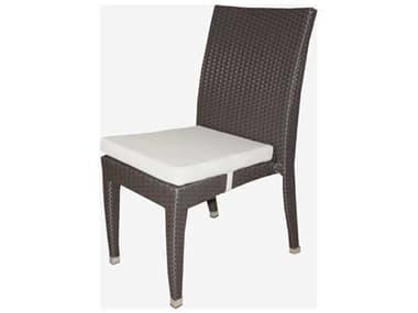 Schnupp Patio Venice Wicker Dining Side Chair JV01SC