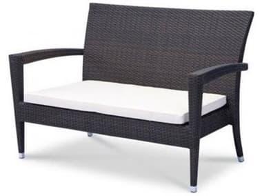Schnupp Patio Sobe Deluxe Wicker Love Seat JV21LS