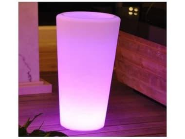 Schnupp Patio Outdoor Light Led Light 38'' Height Planter with Remote JV60P38