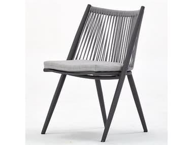 Schnupp Patio Alia Aluminum Dining Arm Chair JV73DC