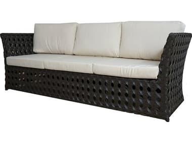 Feruci Open Wicker Sofa JVF18S