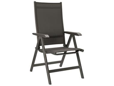 Kettler Basic Plus Aluminum Gray Multi-Position Lounge Chair KR3012017000