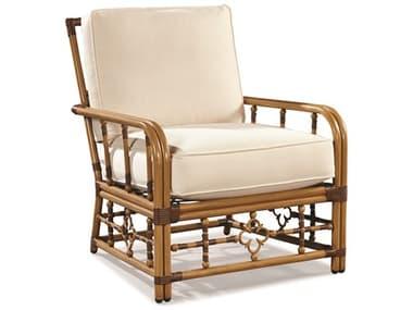 Lane Venture Mimi By Celerie Kemble Raffia Aluminum Lounge Chair LAV21601