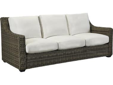 Lane Venture Oasis Ash Wicker Sofa LAV53603