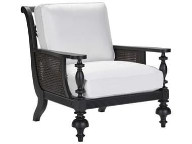 Lane Venture Hemingway Plantation Black Truffle Cast Aluminum Lounge Chair LAV553101