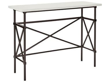 Lane Venture Langham Dark Bronze Aluminium 48''W x 18''D Rectangular Counter Bar / Console Table LAV920341