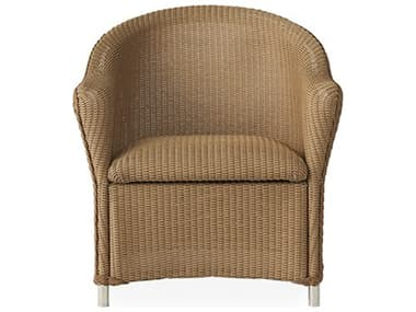 Lloyd Flanders Reflections Wicker Lounge Chair with Padded Seat LF109003