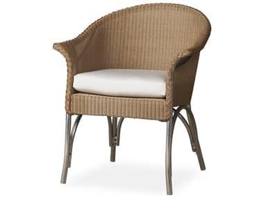 Lloyd Flanders All Seasons Wicker Dining Arm Chair LF124001