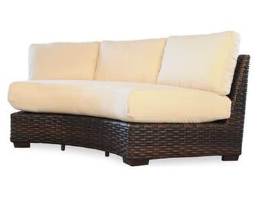 Lloyd Flanders Contempo Wicker Curved Sofa LF38056