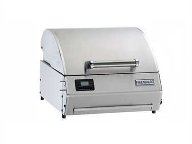 Fire Magic Electric Stainless Steel 16'' Patio BBQ Grill MGE250T1Z1E