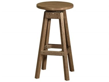 LuxCraft Recycled Plastic Bar Stool LUXPBSBAR