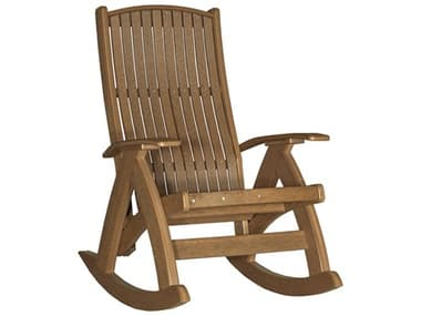 LuxCraft Recycled Plastic Comfort Rocker LUXPCR