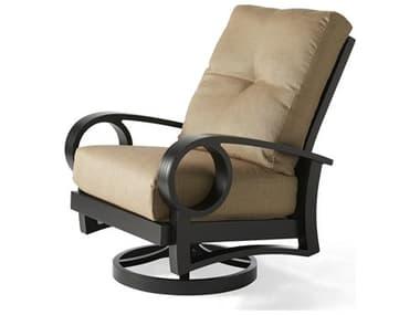 Mallin Eclipse Cast Aluminum Cushion Lounge Chair MALEP486