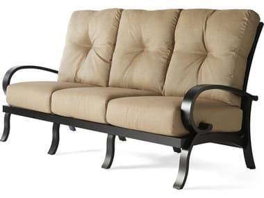 Mallin Salisbury Cast Aluminum Sofa MALSS481