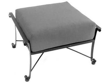 Meadowcraft Vinings Deep Seating Wrought Iron Ottoman MD285380001