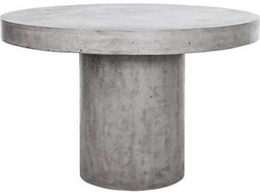 Moe's Home Outdoor Cassius Fiberstone Dining Table MHOBQ100225