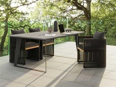 Modloft Outdoor Clifton Patio Dining Set MLODEROO139GC021SET
