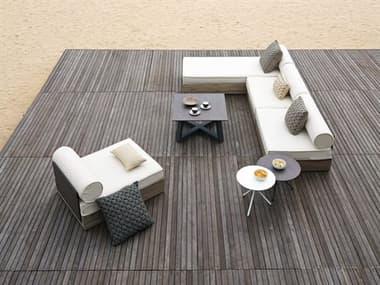 Mamagreen Aiko Teak Cushion Lounge Set MMGAIK01SET1