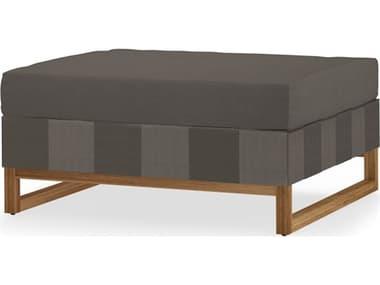 Mamagreen Ekka Wicker Cushion Ottoman MMGMG2808