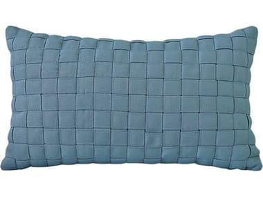Mamagreen Weave 19.5 x 12 Rectangular Pillow MMGMG8410
