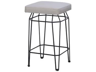 Mamagreen Match Aluminum Cushion Square Counter Stool MMGMI191