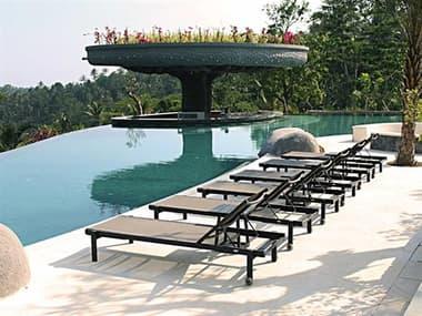 Mamagreen Allux Aluminum Sling Lounge Set MMGMZ174SET2