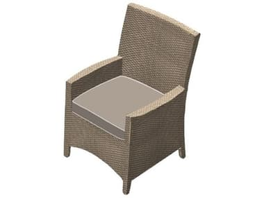 Forever Patio Universal Wicker Universal Dining Arm Chair NCFPUNIDC