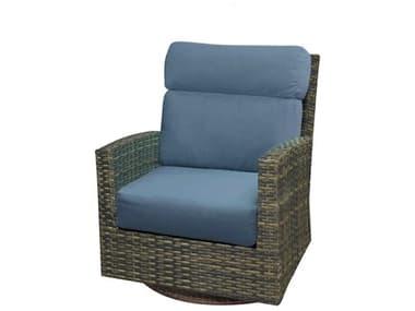 Forever Patio Universal Wicker Universal High Back Swivel Rocker Lounge Chair NCFPUNIHBSR