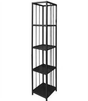 NorthCape Accessories Aluminum Storage Rack CHNCNC260PR84